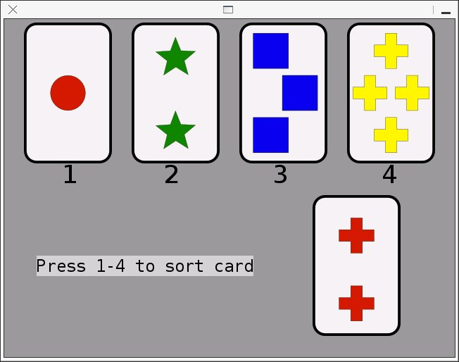 Wisconsin Card Sort Test